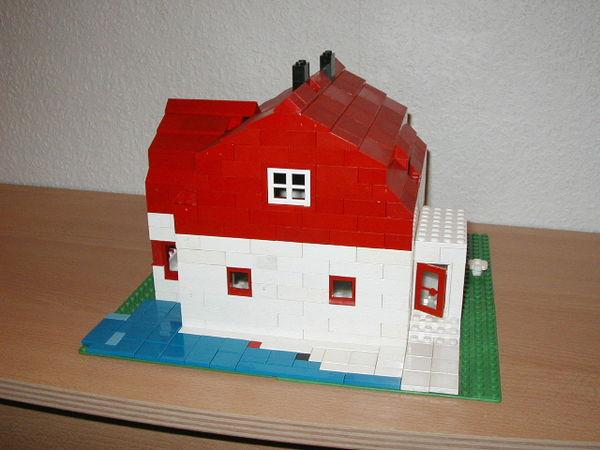 Haus nachbauen alles ber wohndesign und m belideen for Modernes lego haus
